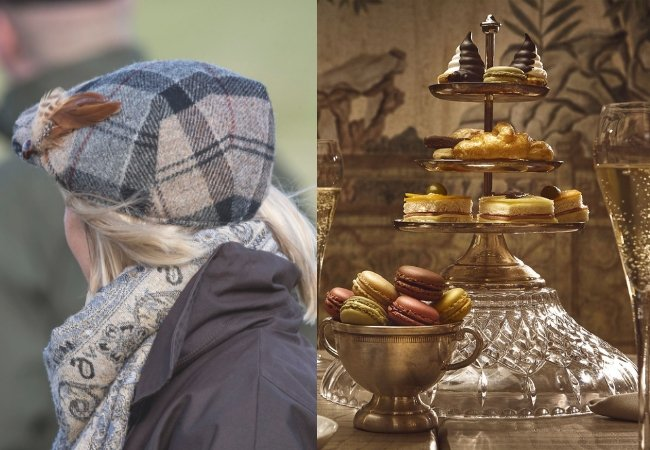 Image for Ladies Clays & Champagne Afternoon Tea for Four