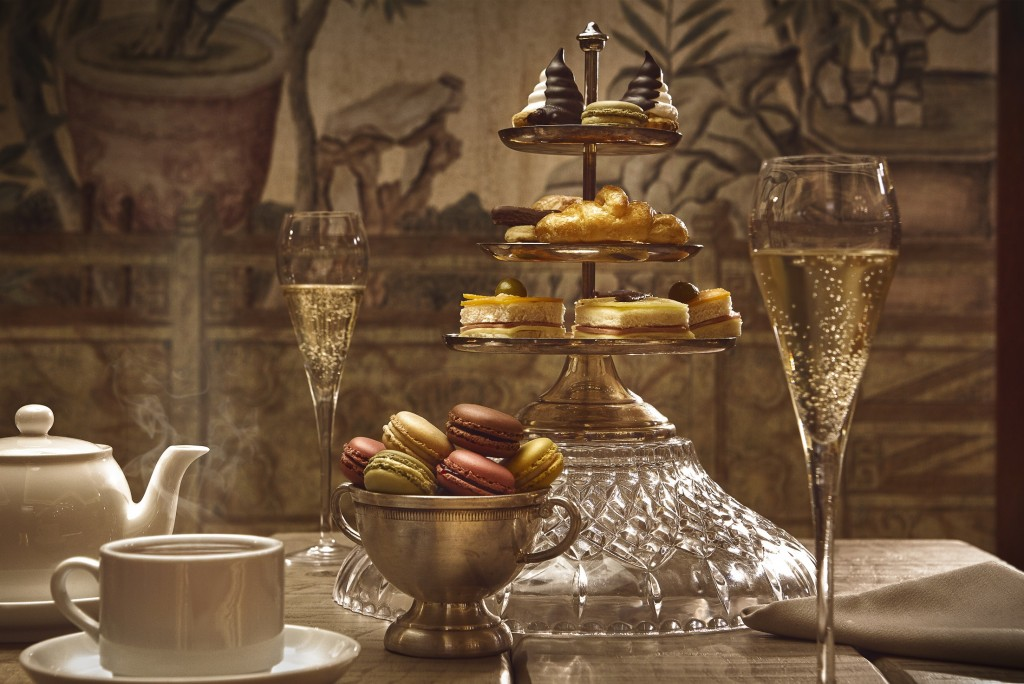 Image for Afternoon Tea for Two at MacLeod House with Fizz